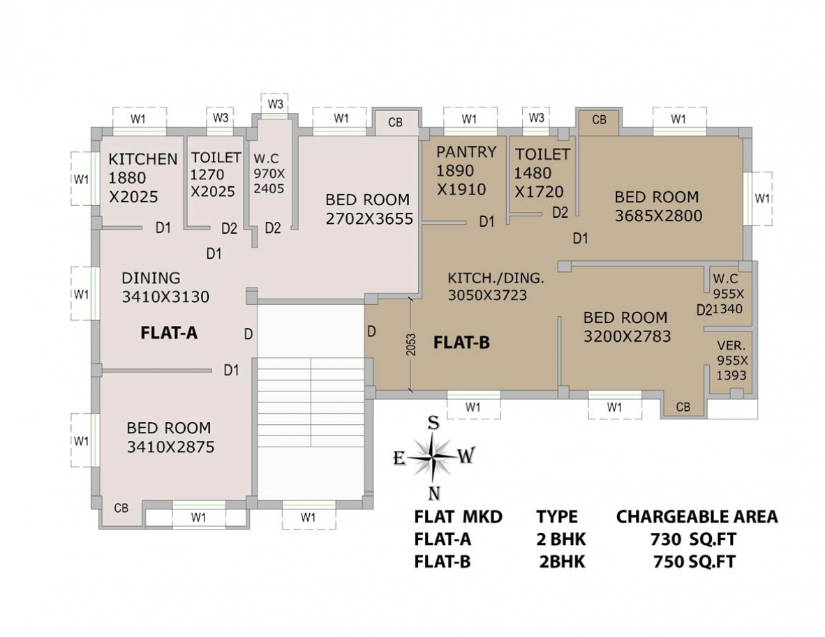 shyamali-bhaban-floor-plan
